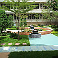 Ayutthaya council - new public garden