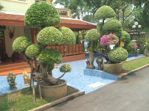 Thai Garden Design The Thai Landscaping Experts Public Buildings