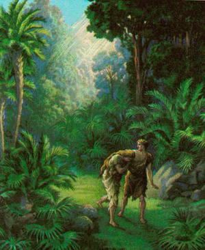 Tropical eden