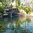 Isaan Garden Waterfall 10