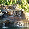 Isaan Garden Waterfall 2