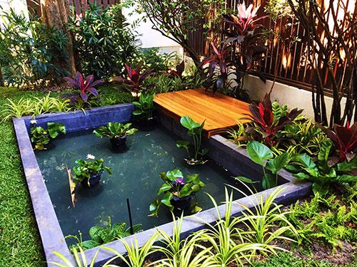 pond construction thailand