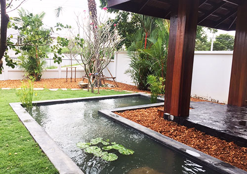 landscaping company thailand