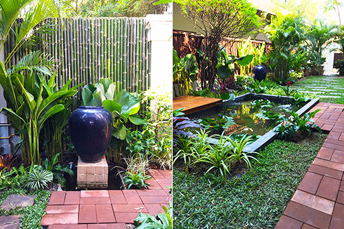 Thai Garden Design The Thai Landscaping Experts Features In