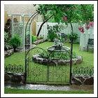 Thai garden and features