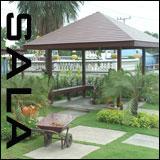 sala in your thai garden landscape